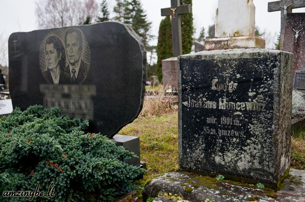 Barstyčių kapinės - 002