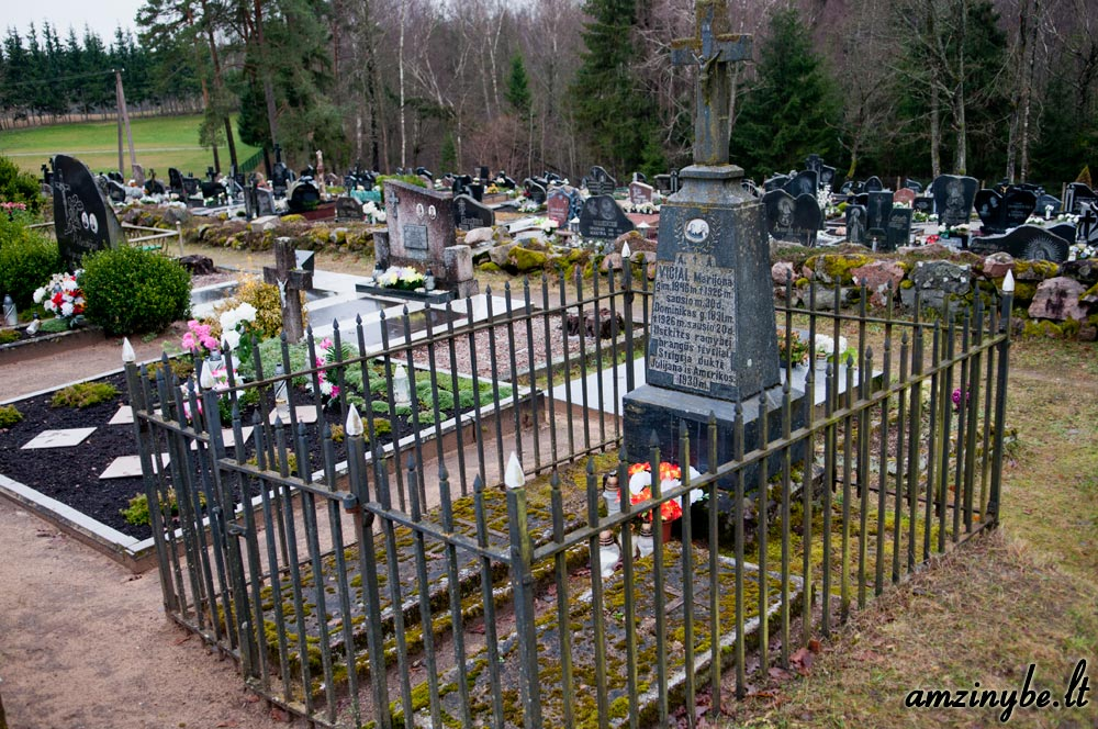 Barstyčių kapinės - 005
