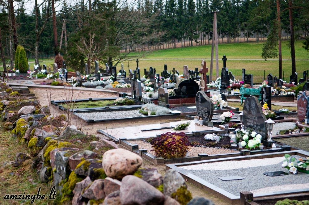 Barstyčių kapinės - 007