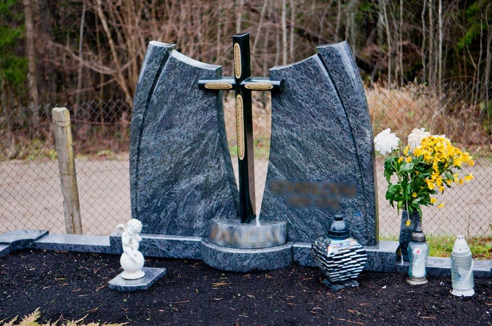 Barstyčių kapinės - 010