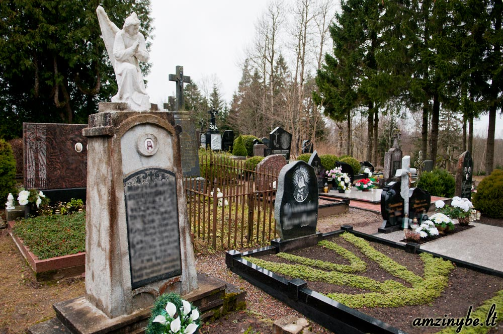 Barstyčių kapinės - 011