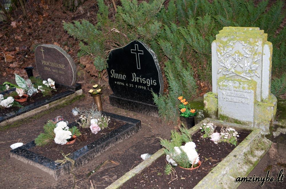 Drevernos senosios kapinės - 002