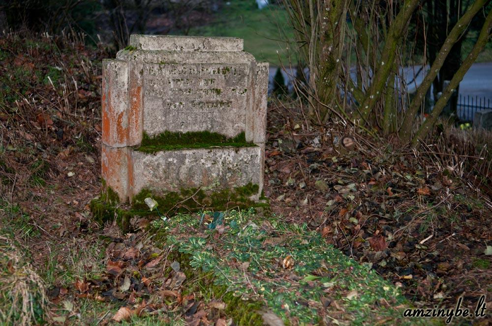 Drevernos senosios kapinės - 004