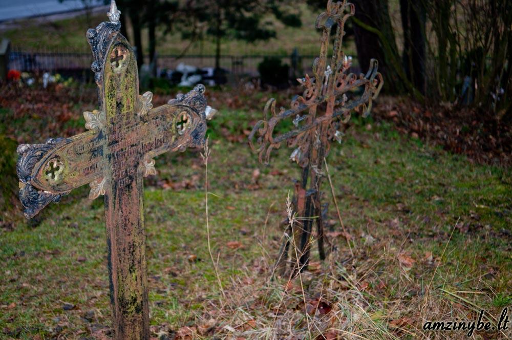 Drevernos senosios kapinės - 006