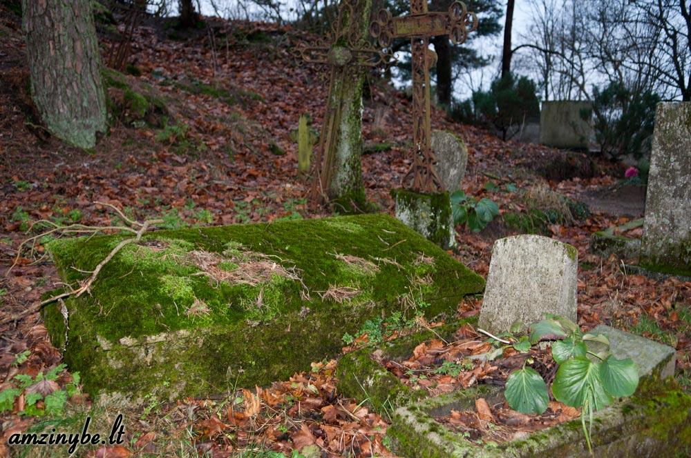 Drevernos senosios kapinės - 007