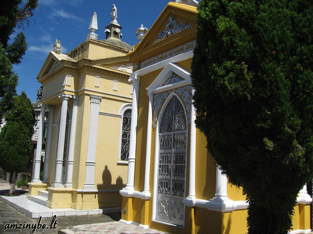 Curitiba miesto kapinės, Brazilija 001