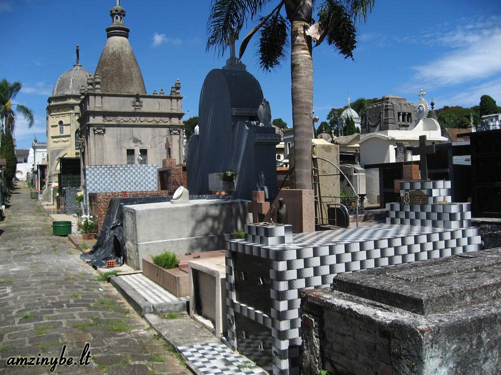 Curitiba miesto kapinės, Brazilija 003