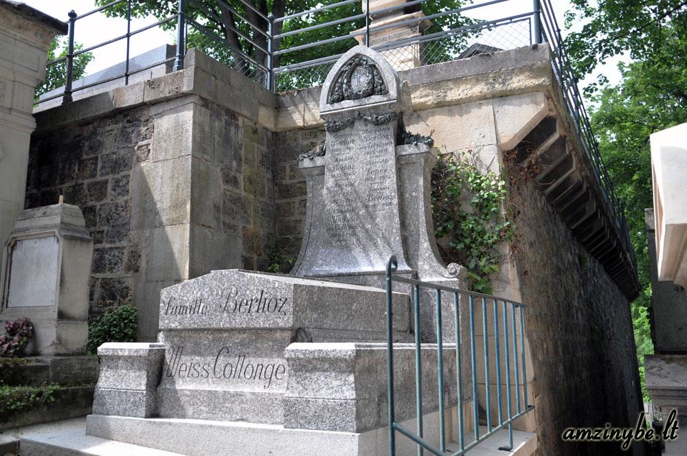 Pjer Laše kapinės, Paryžius, Prancūzija 002