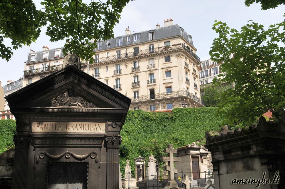 Pjer Laše kapinės, Paryžius, Prancūzija 003