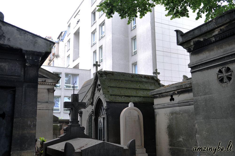 Pjer Laše kapinės, Paryžius, Prancūzija 006