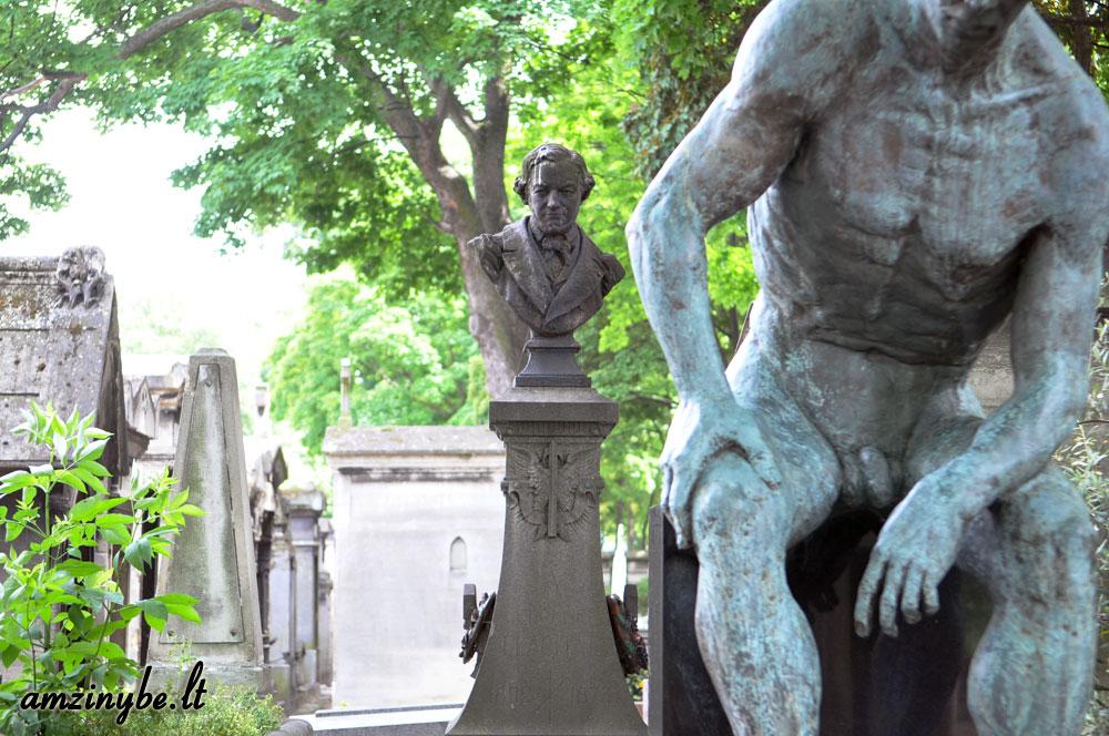 Pjer Laše kapinės, Paryžius, Prancūzija 008