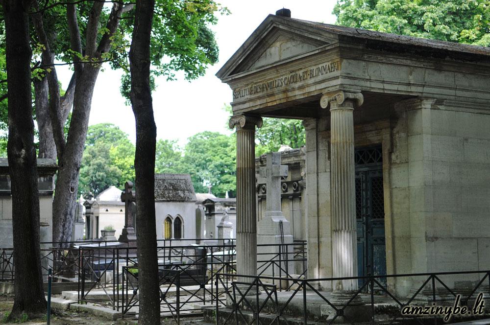 Pjer Laše kapinės, Paryžius, Prancūzija 009