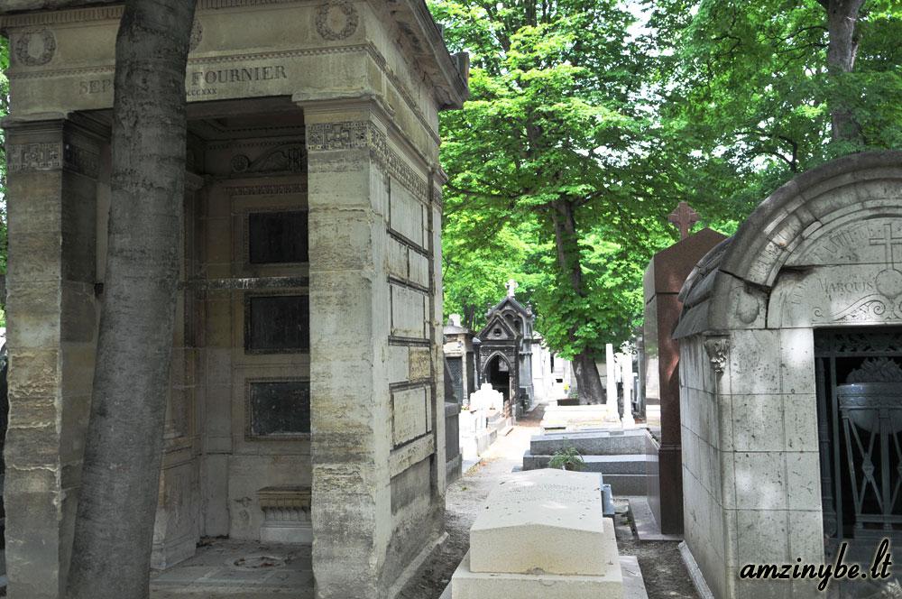Pjer Laše kapinės, Paryžius, Prancūzija 010