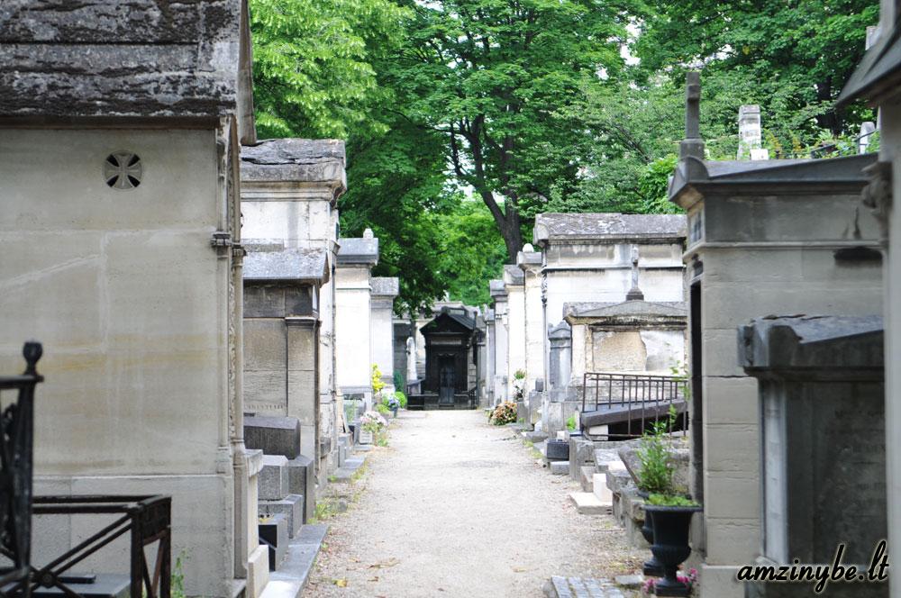 Pjer Laše kapinės, Paryžius, Prancūzija 011