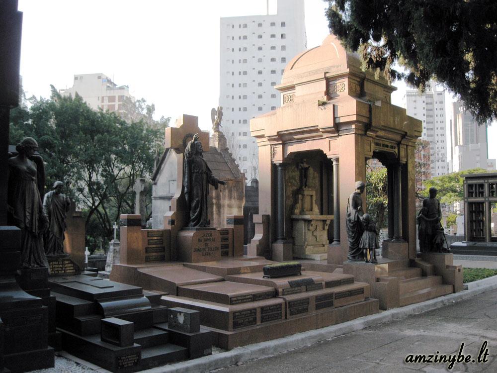 San Paulo, Brazilija kapinės - 002