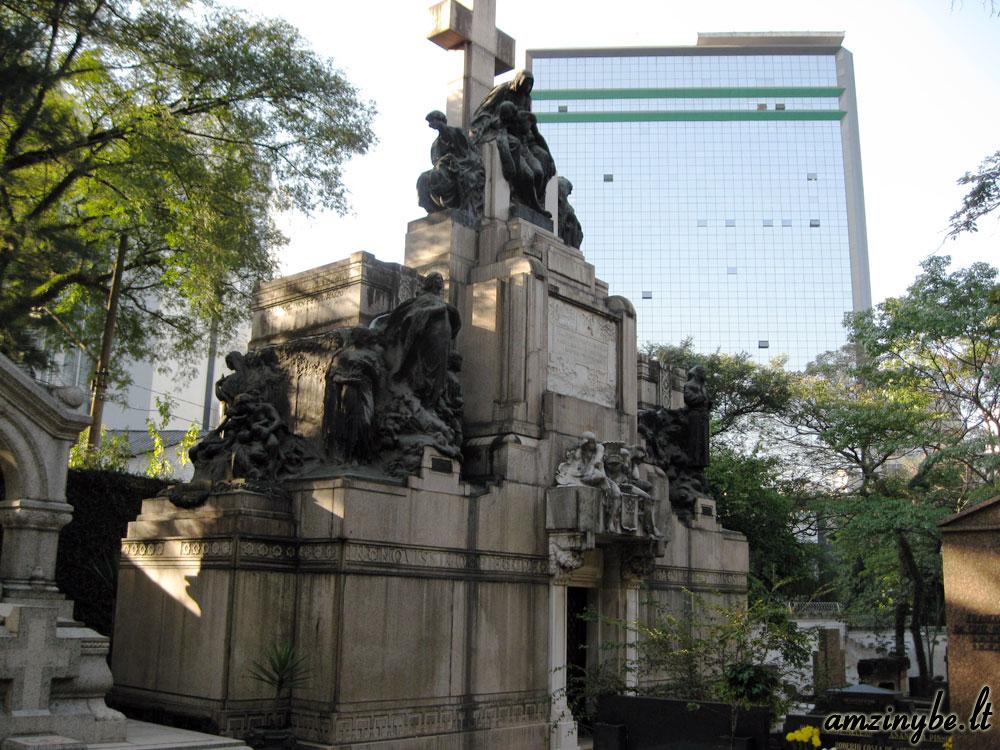 San Paulo, Brazilija kapinės - 003