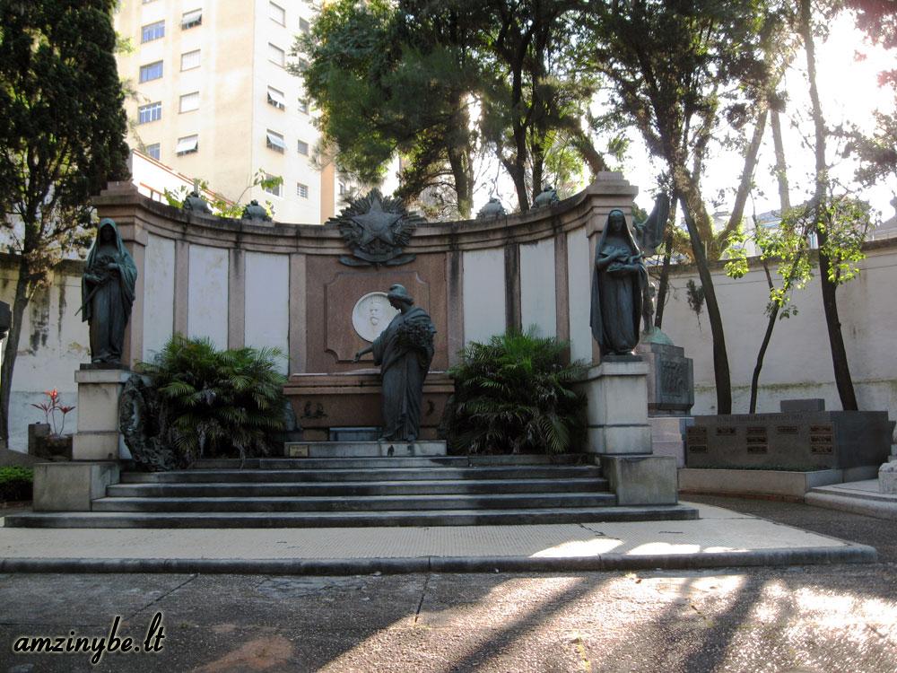 San Paulo, Brazilija kapinės - 004