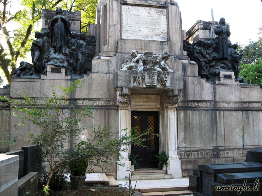 San Paulo, Brazilija kapinės - 005
