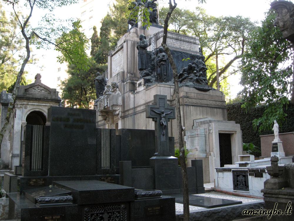 San Paulo, Brazilija kapinės - 006