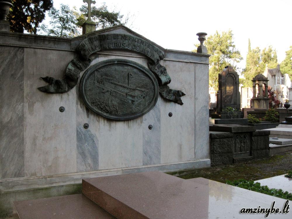 San Paulo, Brazilija kapinės - 007