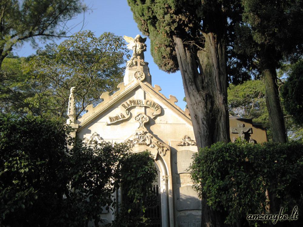 San Paulo, Brazilija kapinės - 009