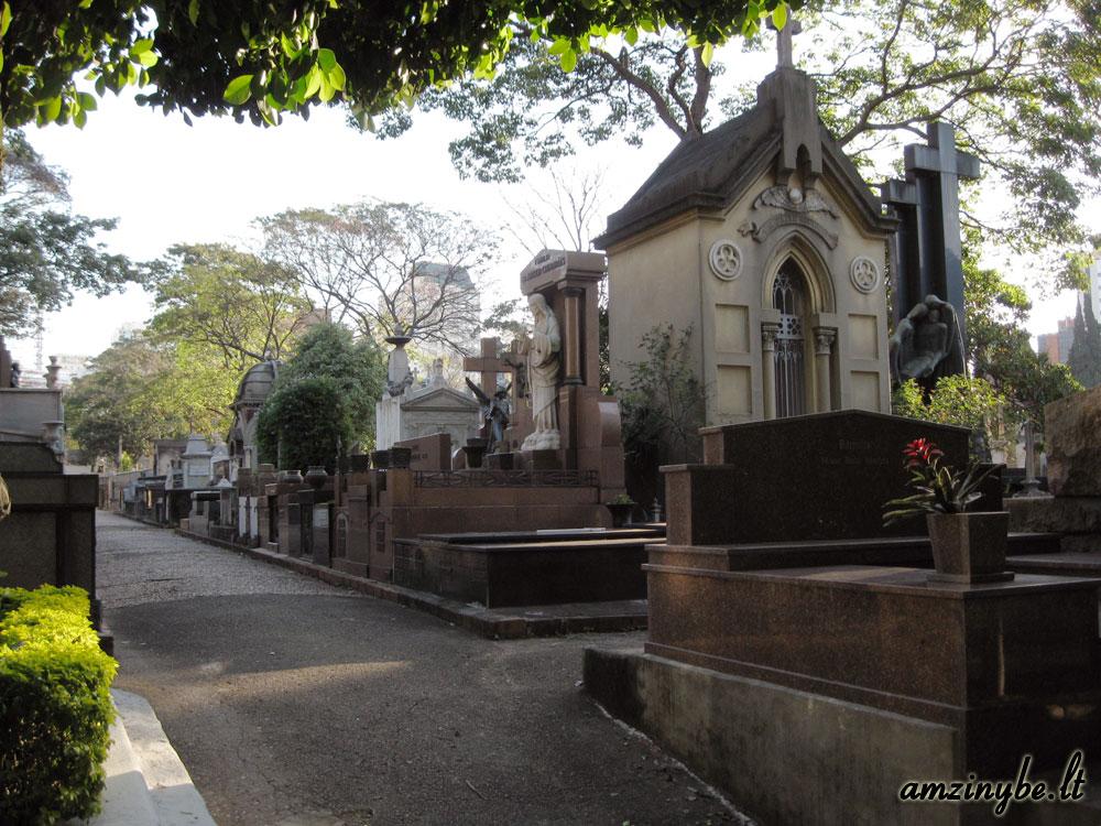 San Paulo, Brazilija kapinės - 010