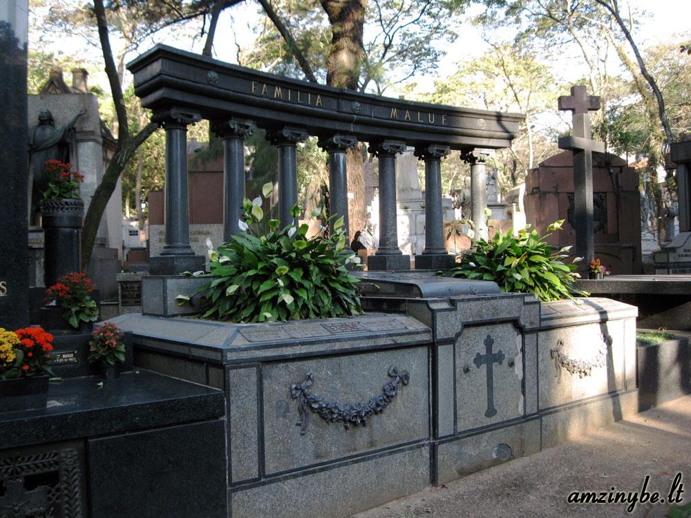 San Paulo, Brazilija kapinės - 011
