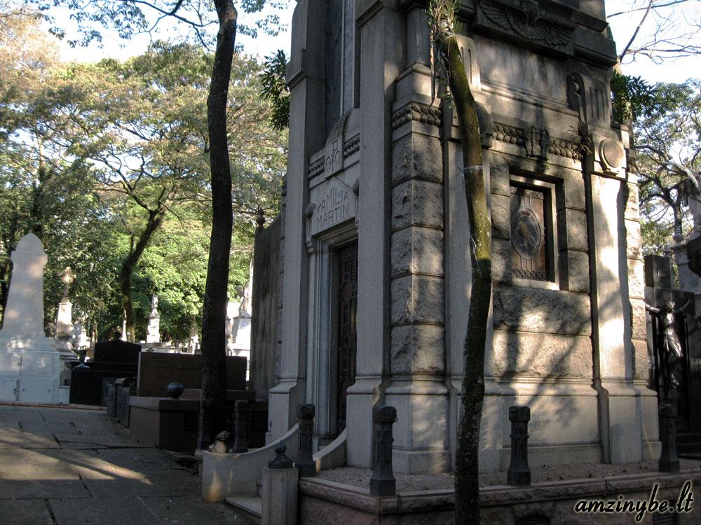 San Paulo, Brazilija kapinės - 013