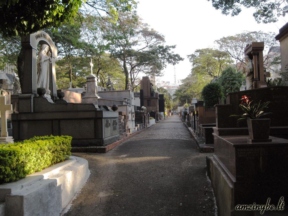 San Paulo, Brazilija kapinės - 015