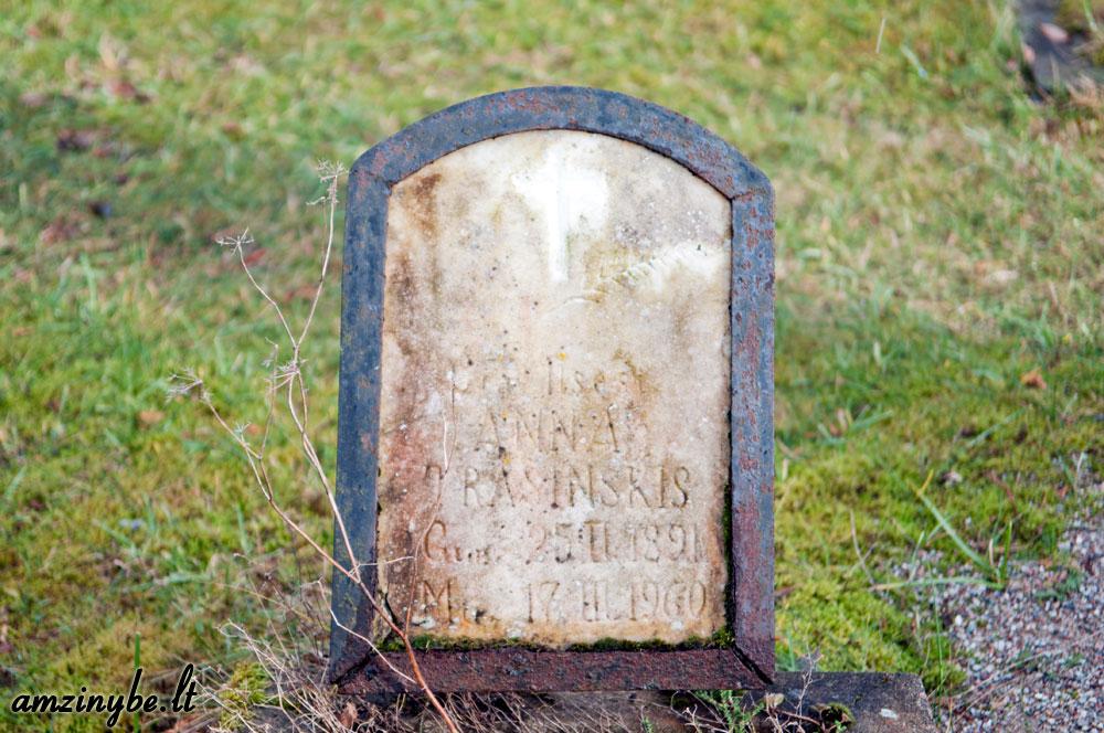 Karklės kapinės - 006