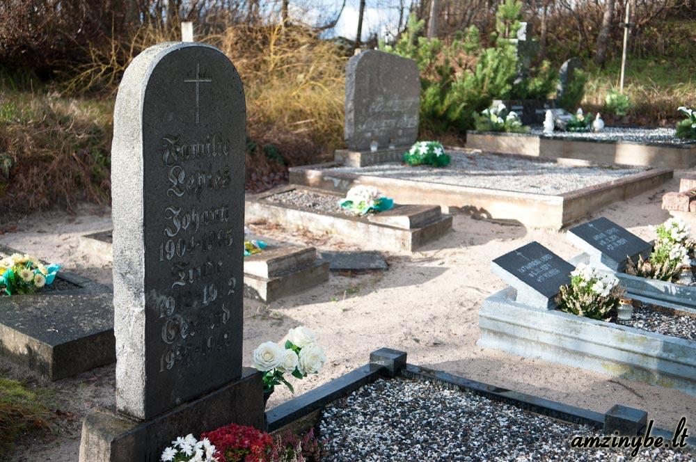 Karklės kapinės - 014