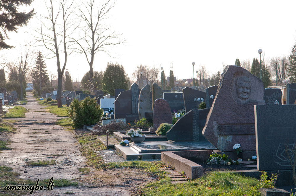 Klaipėdos miesto kapinės 002