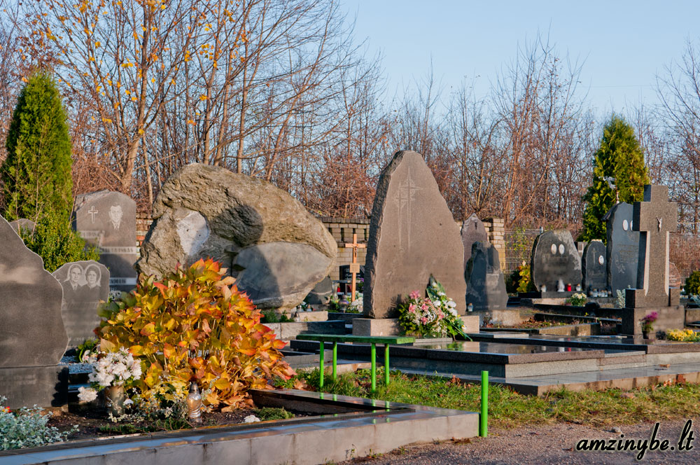 Klaipėdos miesto kapinės 005