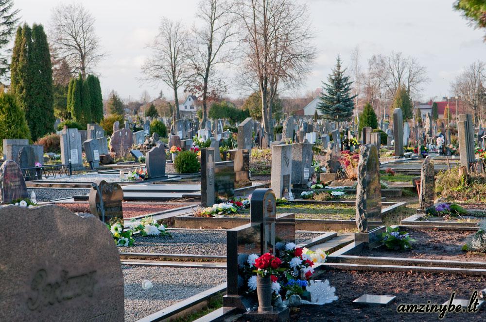 Klaipėdos miesto kapinės 006