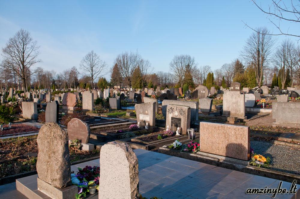 Klaipėdos miesto kapinės 007