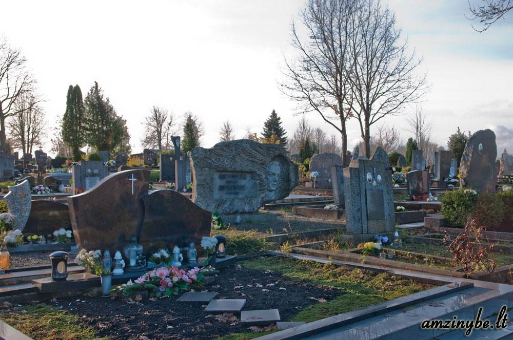 Klaipėdos miesto kapinės 008
