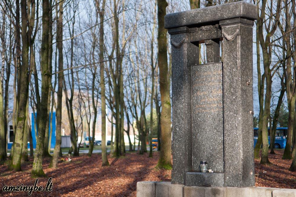 Klaipėdos senosios kapinės - 002