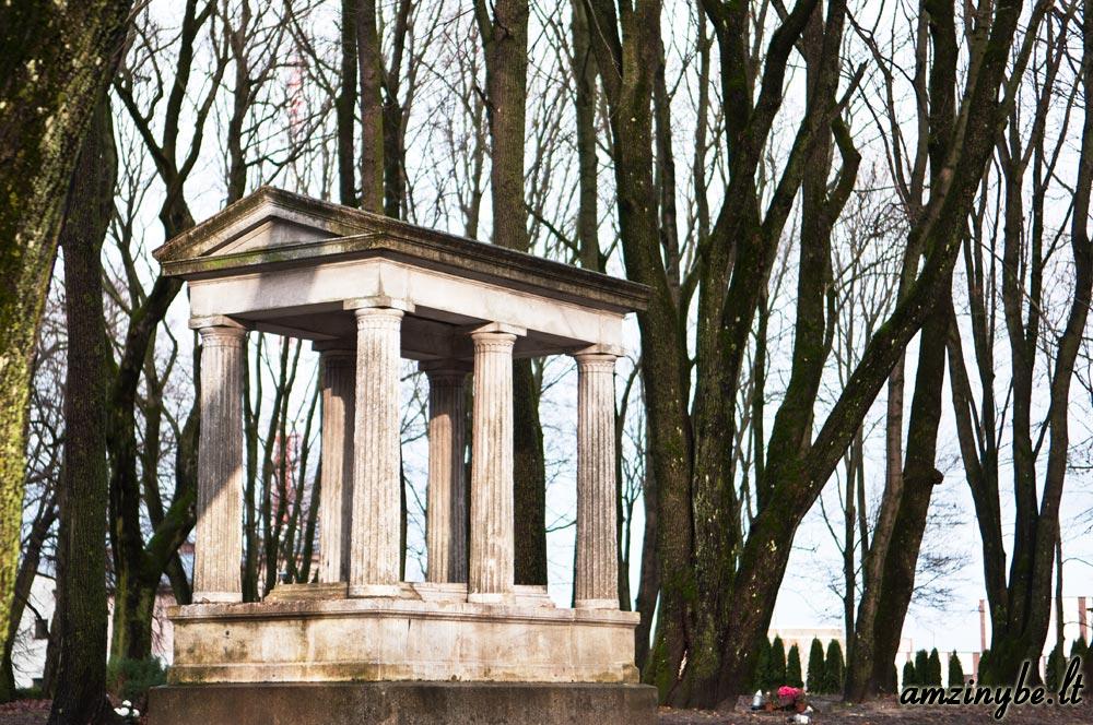Klaipėdos senosios kapinės - 003