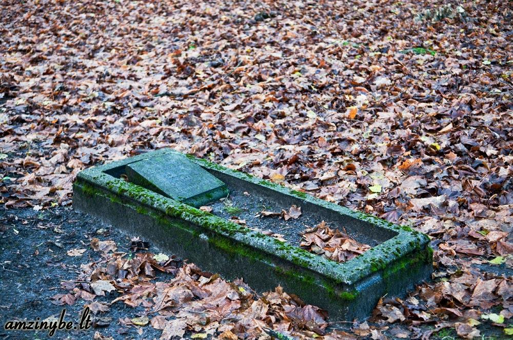Klaipėdos senosios kapinės - 007