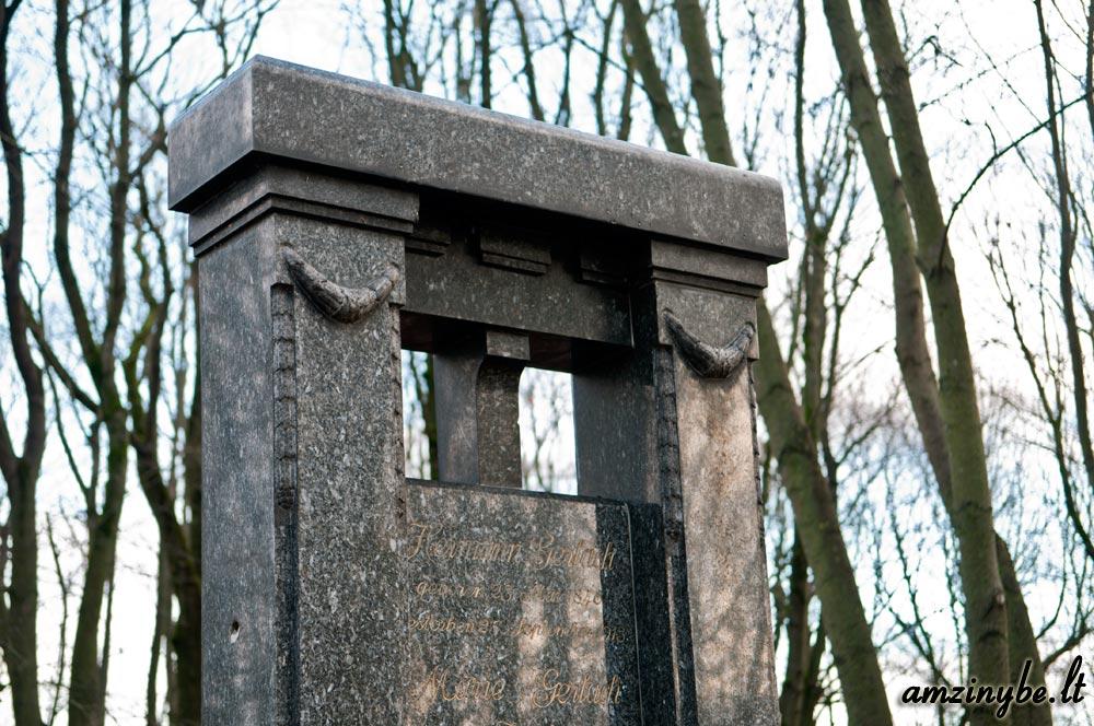 Klaipėdos senosios kapinės - 008