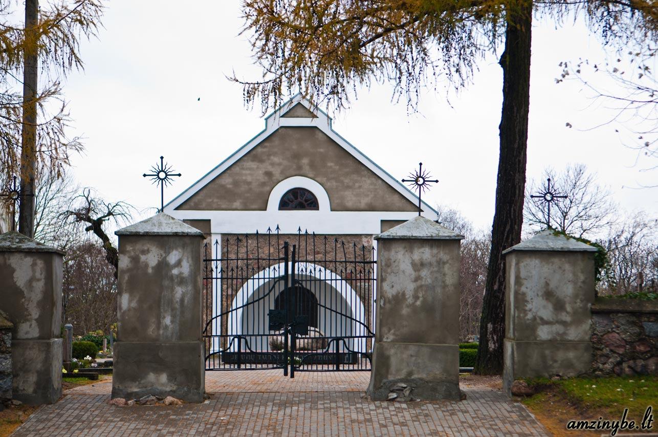 Kretingos senosios kapinės - 001b