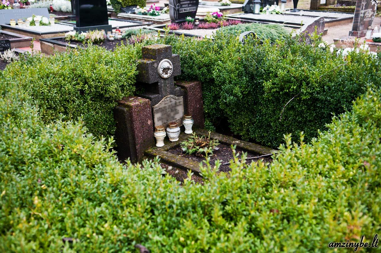 Kretingos senosios kapinės - 002