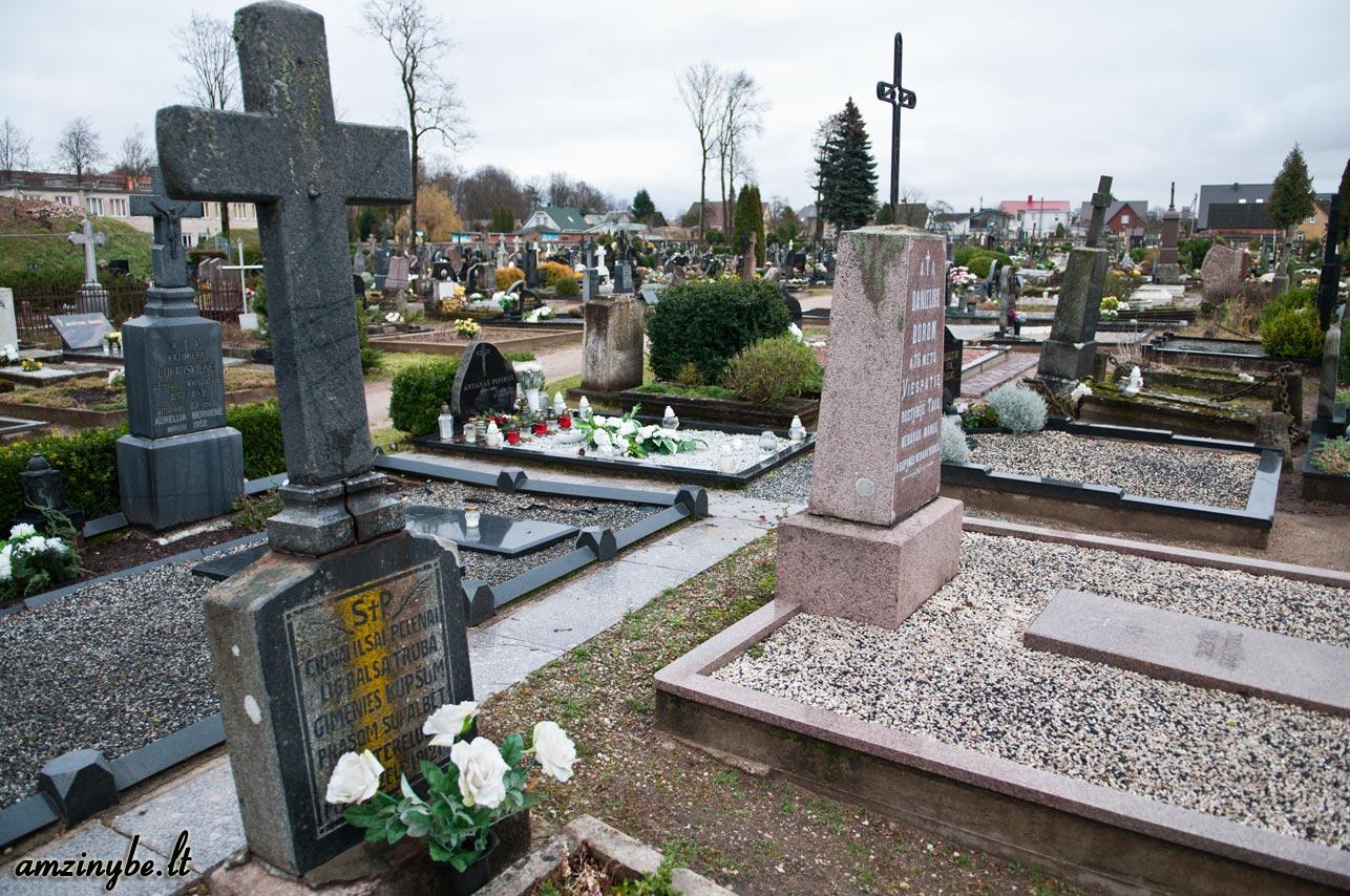 Kretingos senosios kapinės - 003