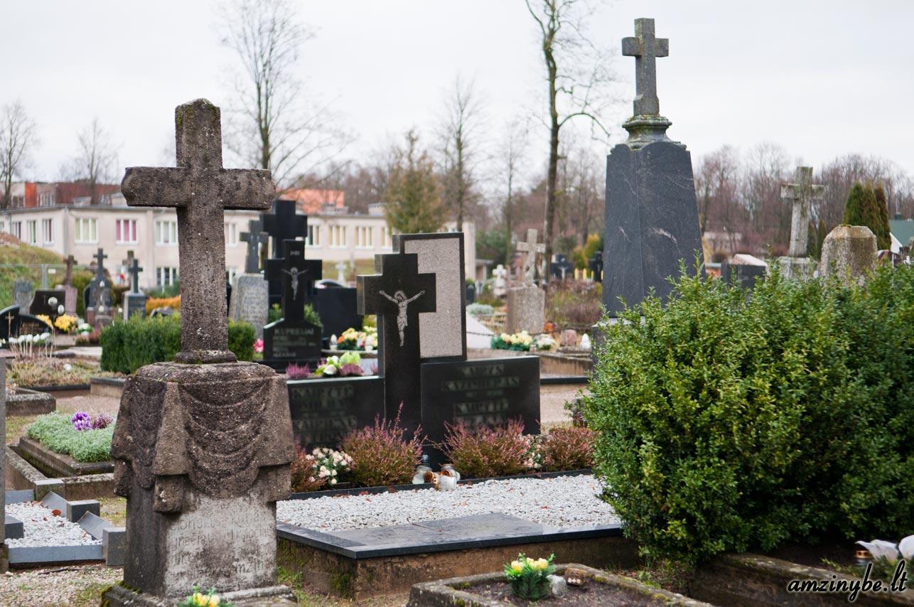 Kretingos senosios kapinės - 004