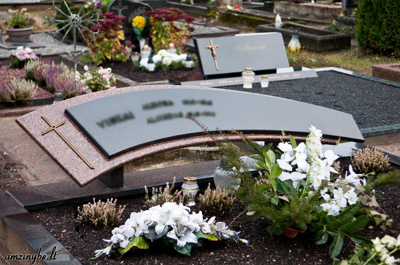 Kretingos senosios kapinės - 007