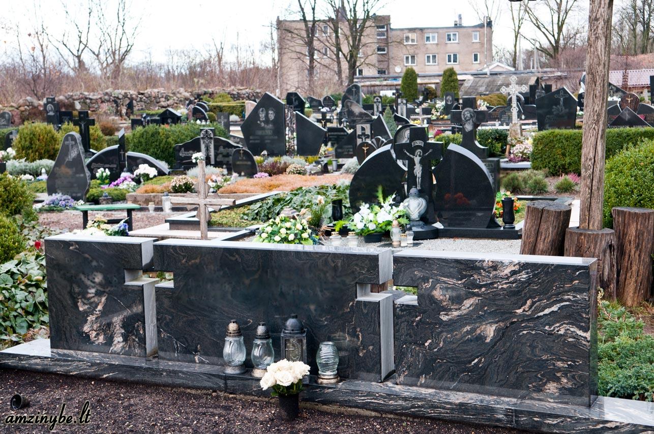 Kretingos senosios kapinės - 008