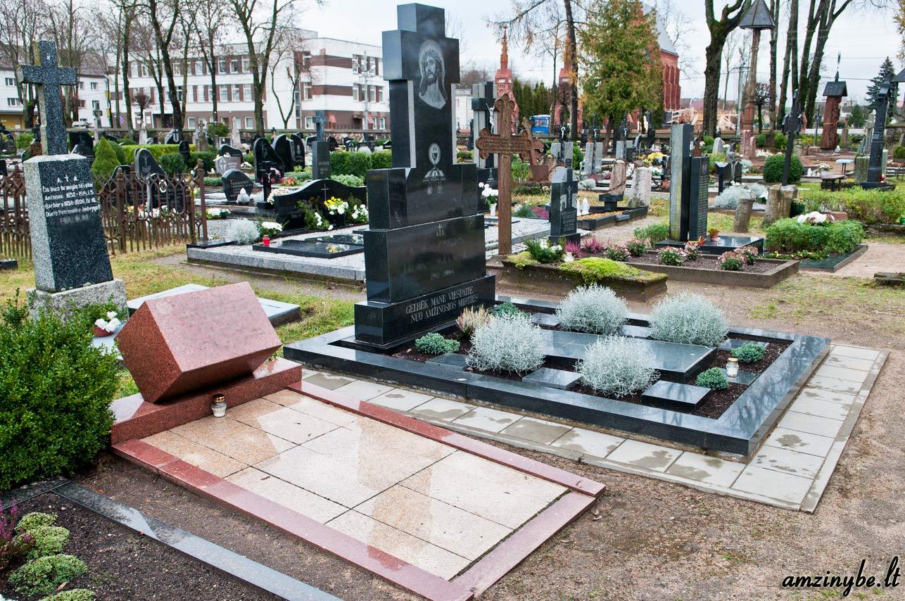 Kretingos senosios kapinės - 009
