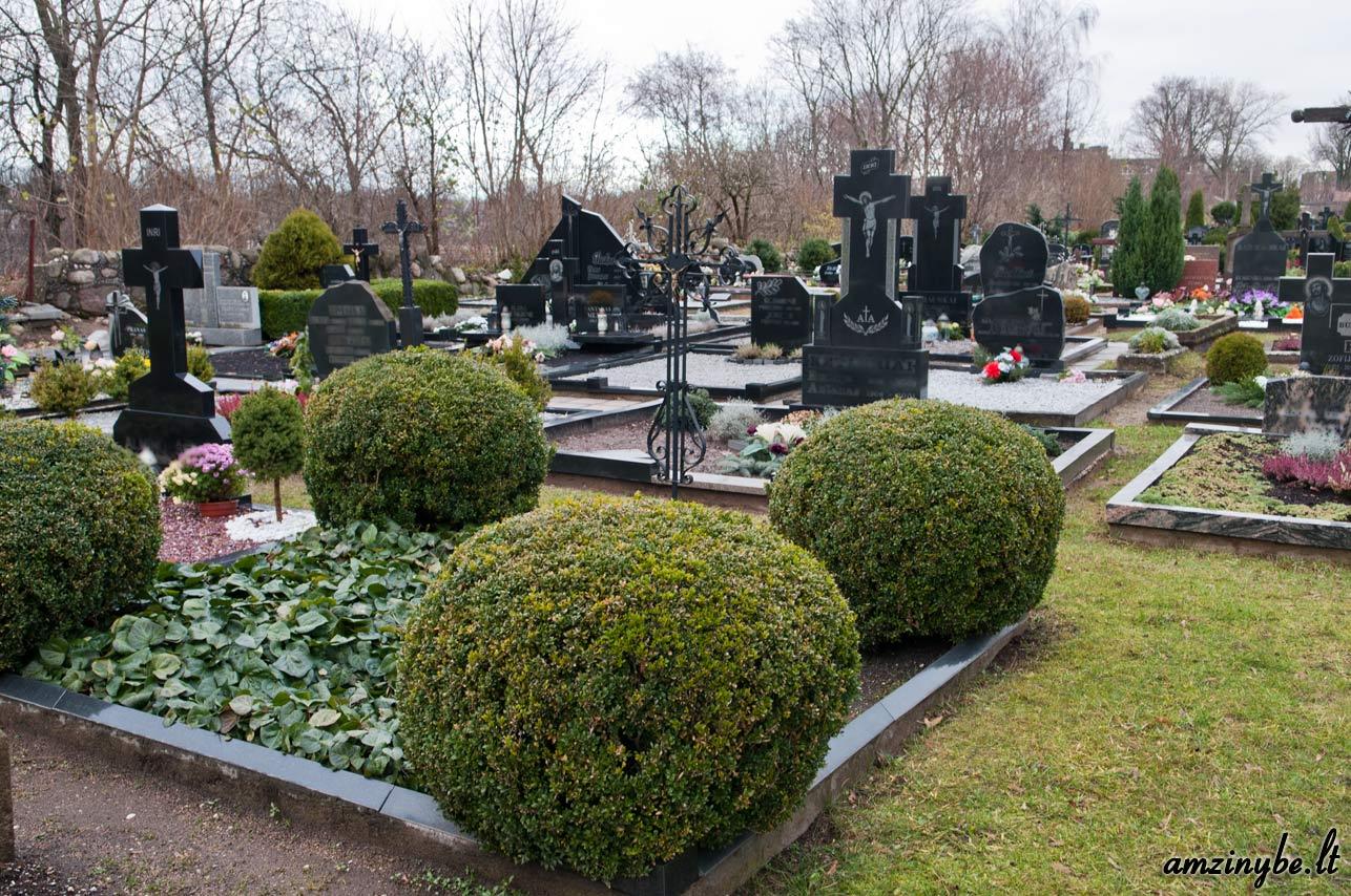 Kretingos senosios kapinės - 010