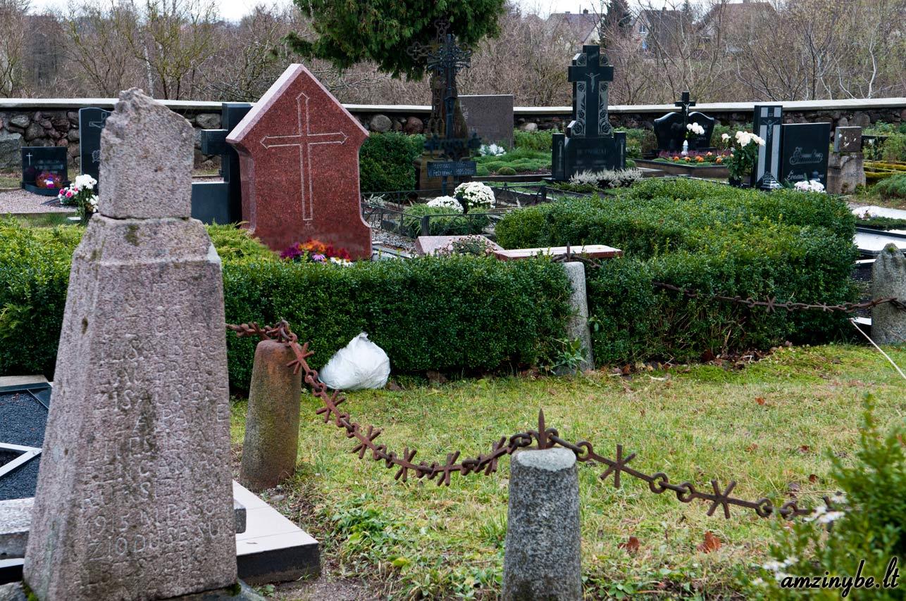 Kretingos senosios kapinės - 011