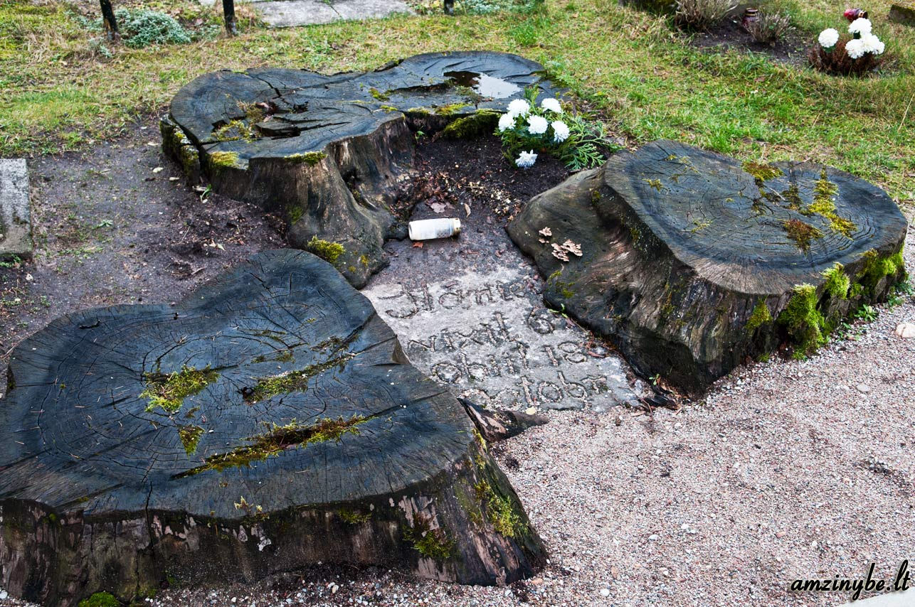 Kretingos senosios kapinės - 012